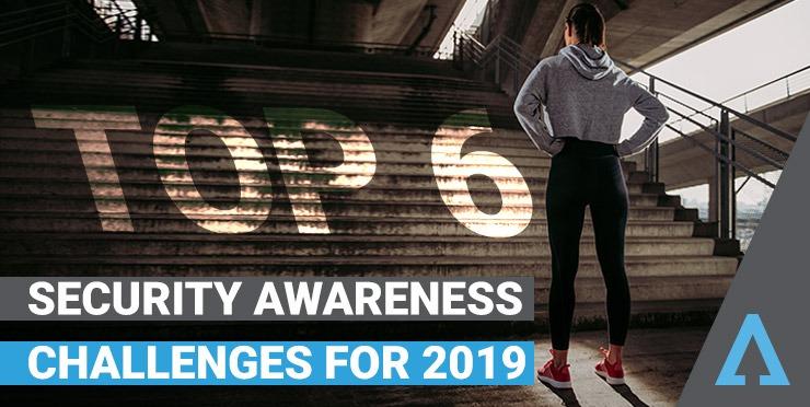 Top Security Awareness Challenges